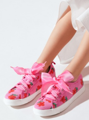 #AirfishSneakers [프리오더 40%OFF ] Pink Daisy2차