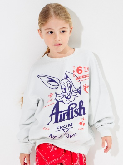#Happy6thAirfish [에어피쉬 6주년 기념] Sweatshirts